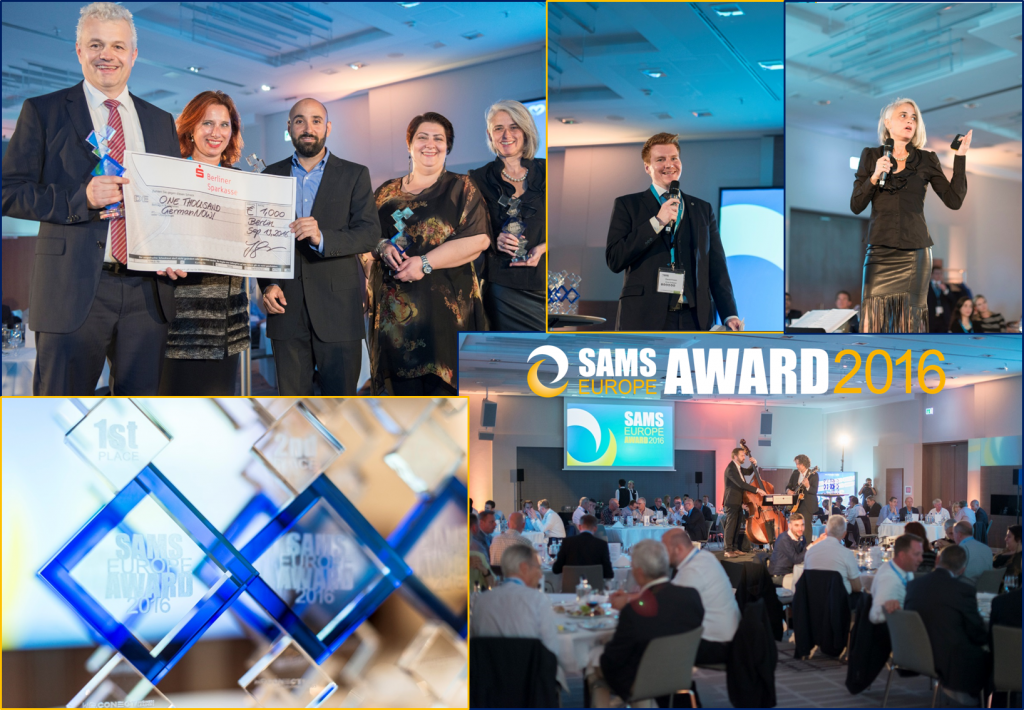 SAMS Award 2016